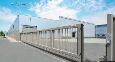 Brama przemysłowa przesuwna